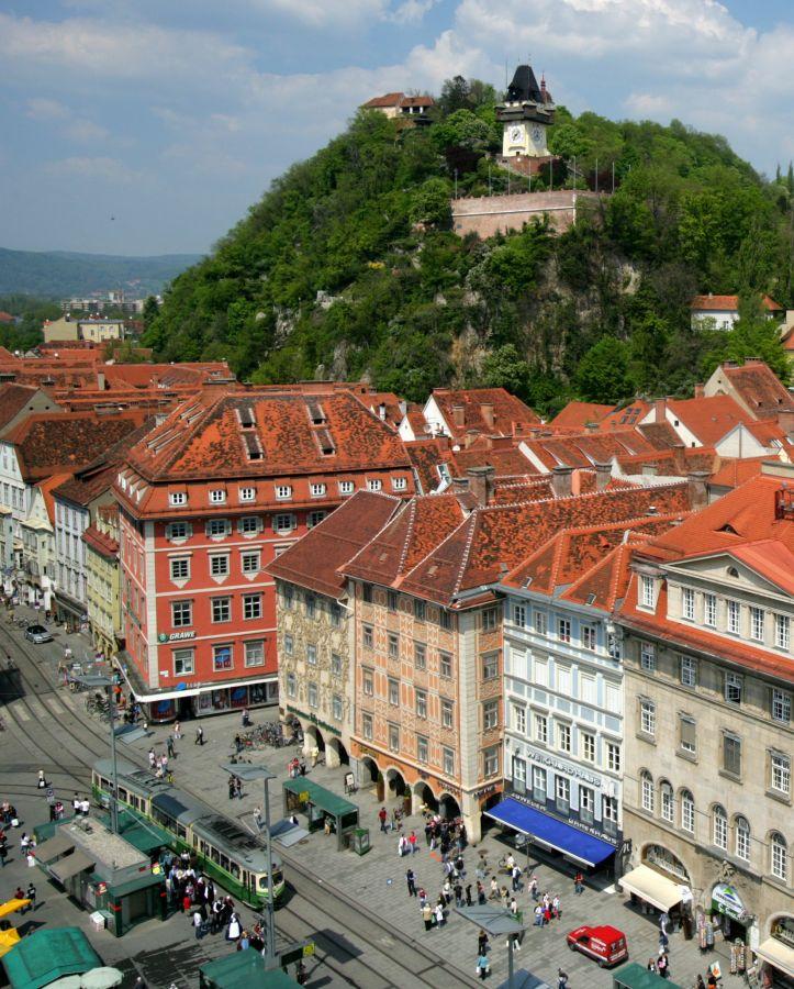 Weltkulturerbe Graz