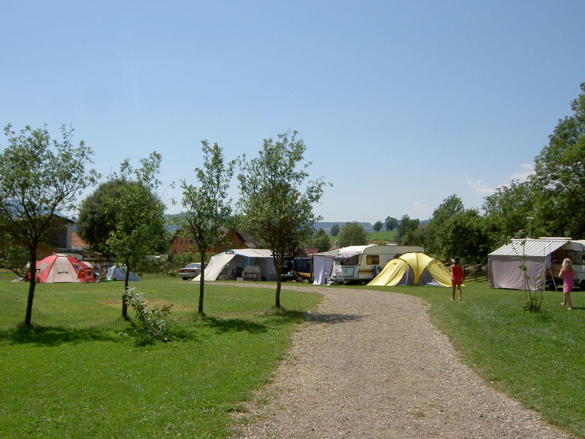 Camping in der Steiermark