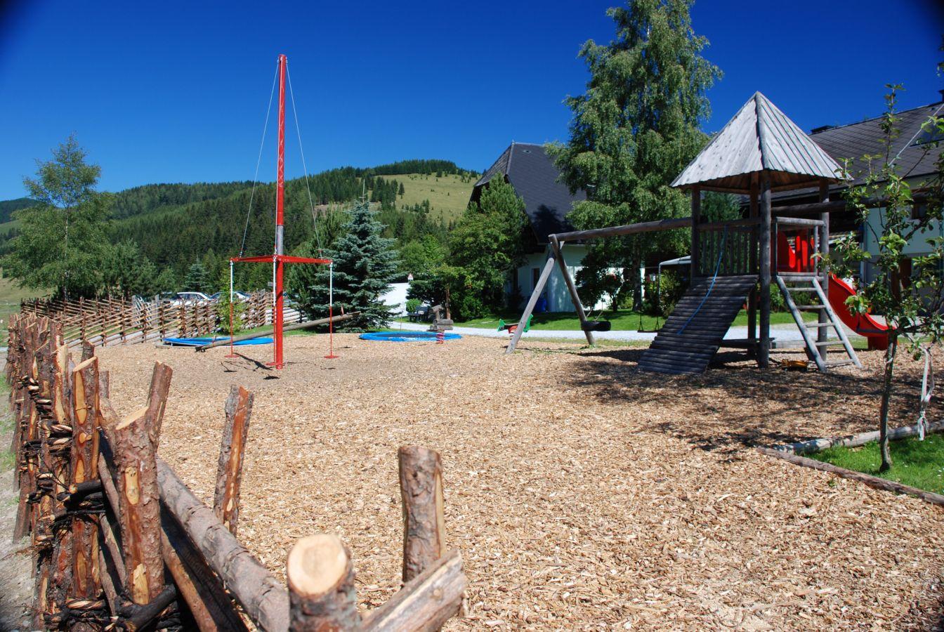Spielplatz GH Holzmeister
