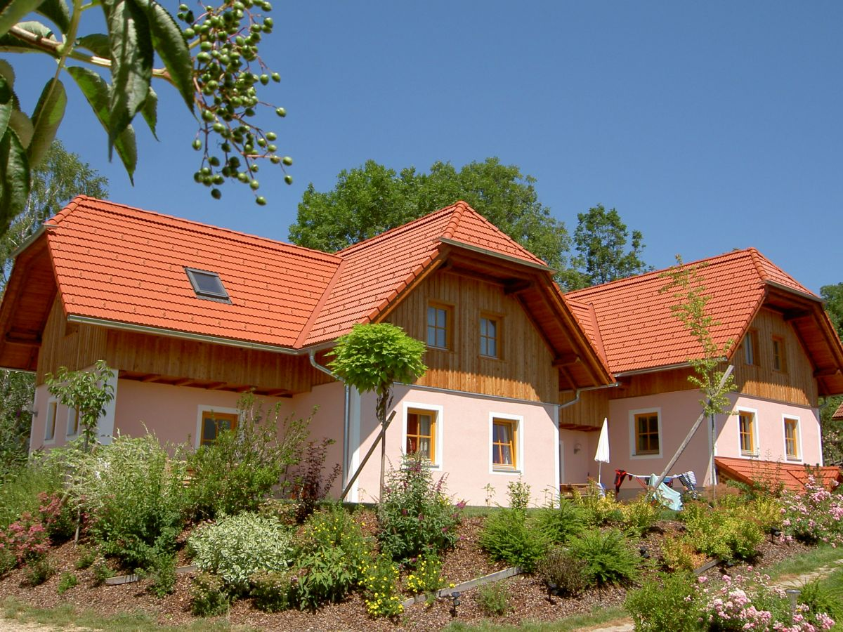 Ferienhaus 2006 errichtet