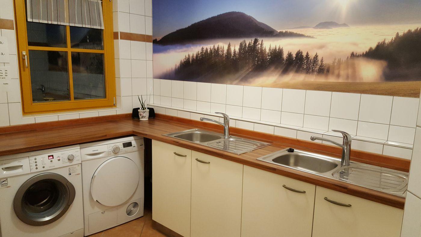 Sanitäranlagen Almenland-Camping